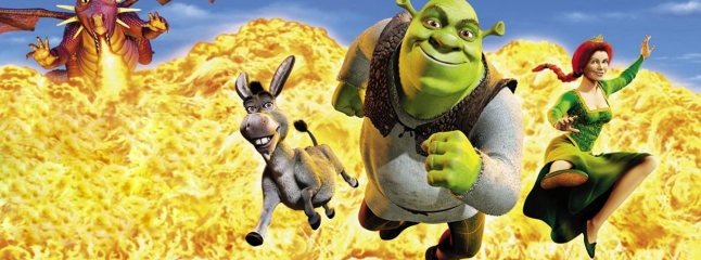Shrek teljes mesefilm