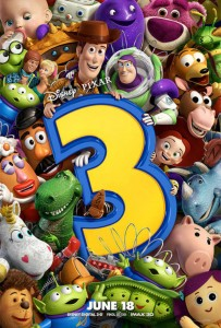 Toy Story 3. online mese