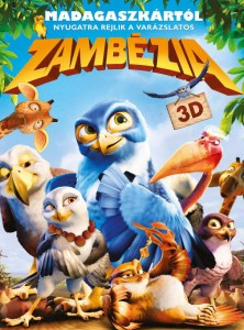 Zambézia teljes mese