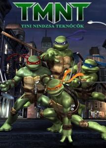 TMNT – Tini Nindzsa Teknőcök online