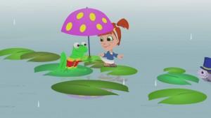 Boldogvölgy – Őszi eső