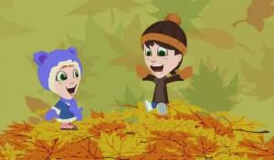 Boldogvölgy - Táncoló levelek