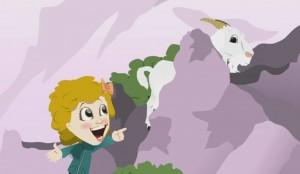 Boldogvölgy - Van ott még egy kecske?