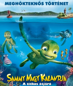 Sammy nagy kalandja – A titkos átjáró teljes mesefilm