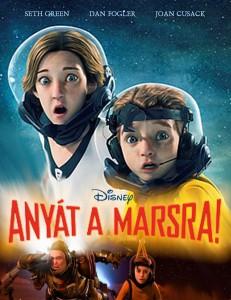 Anyát a Marsra teljes mesefilm