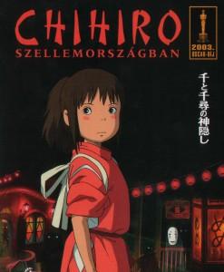 Chihiro Szellemországban online mese