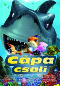 Cápa Csali online mese
