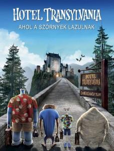 Hotel Transylvania - Ahol a szörnyek lazulnak online