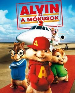 Alvin és a mókusok 2. teljes mesefilm