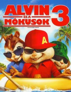 Alvin és a mókusok 3. teljes mese