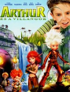 Arthur és a villangók teljes mese