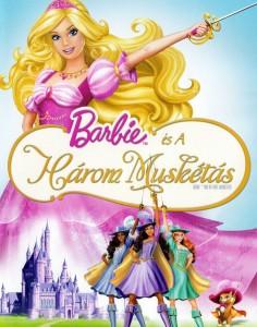 Barbie és a Három Muskétás teljes mese