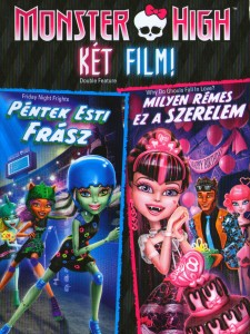 Monster High - Két film! teljes mese