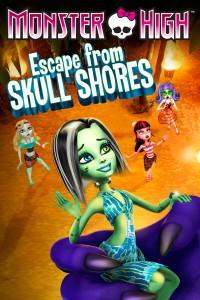 Monster High – Menekülés a koponya szigetről teljesmese