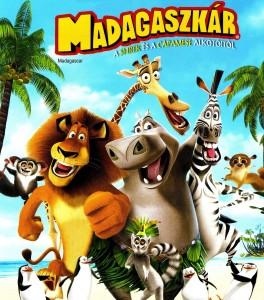 Madagaszkár teljes mesefilm
