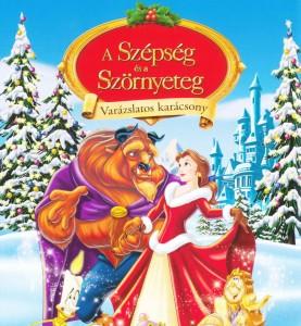 A Szépség és a Szörnyeteg – Varázslatos karácsony teljes mese
