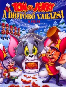 Tom és Jerry - A diótörő varázsa teljes mese