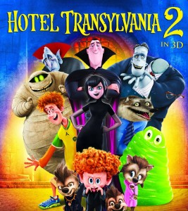 Hotel Transylvania 2. – Ahol még mindig szörnyen jó teljes mese