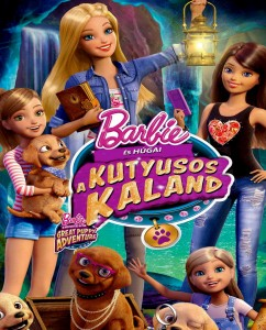 Barbie és húgai: A kutyusos kaland teljes mese