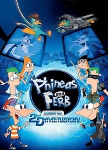 Phineas és Ferb – A film: A 2. dimenzió teljes mese