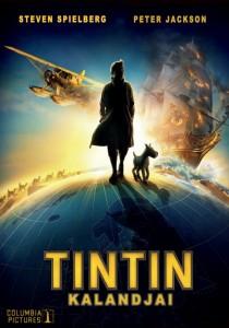 Tintin kalandjai online