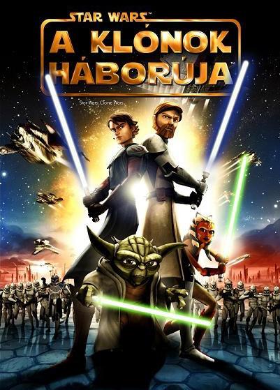 Star Wars: A klónok háborúja teljes mesefilm - Réka Meséi