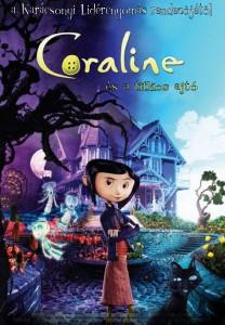 Coraline és a titkos ajtó teljes mesefilm