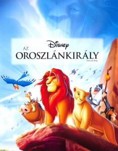 Az oroszlánkirály online mesefilm