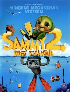 Sammy nagy kalandja 2. teljes mesefilm