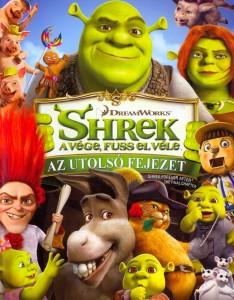 Shrek a vége, fuss el véle teljes mese