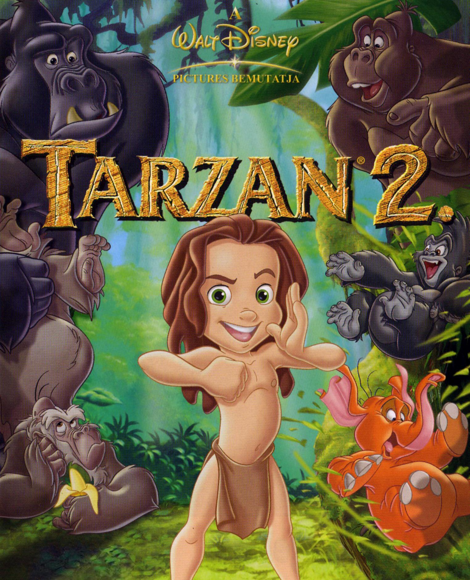 Tarzan 2 Teljes Mese Reka Mesei