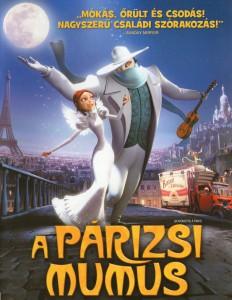 A párizsi mumus teljes mesefilm