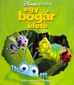 Egy bogár élete teljes mesefilm