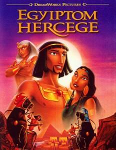 Egyiptom hercege teljes mesefilm