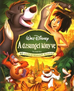 A dzsungel könyve teljes mese