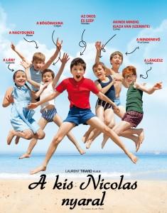 A kis Nicolas nyaral teljes mesefilm