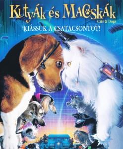 Kutyák és macskák teljes mesefilm