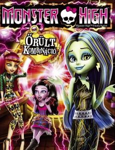 Monster High: Őrült kombináció online mese