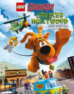 LEGO Scooby-Doo! Lidérces Hollywood online mesefilm