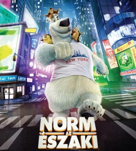 Norm, az északi teljes mesefilm