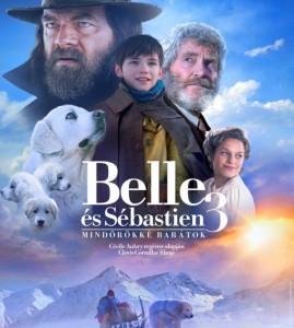 Belle és Sébastien 3 – Mindörökké barátok teljes mesefilm