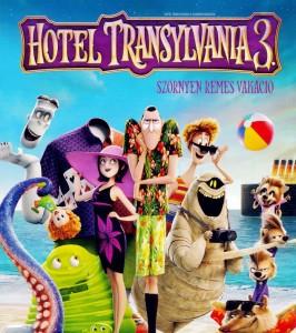 Hotel Transylvania 3. – Szörnyen rémes vakáció teljes mese