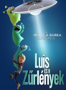 Luis és a Zűrlények teljes mesefilm