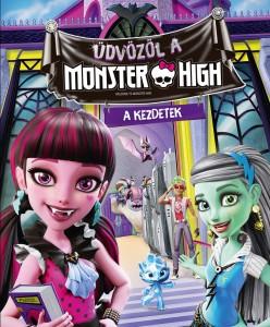 Üdvözöl a Monster High teljes mese